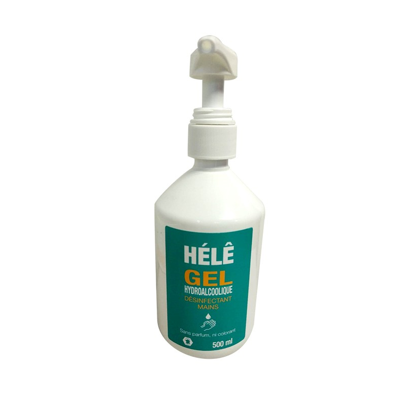 Gel Hydroalcoolique HÉLÊ