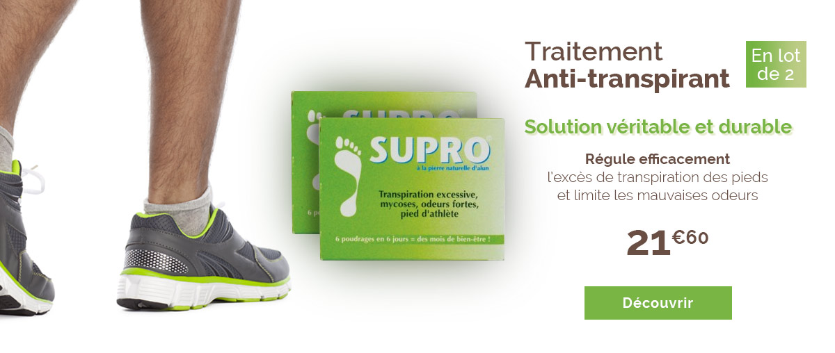 Traitement-anti-transpiration