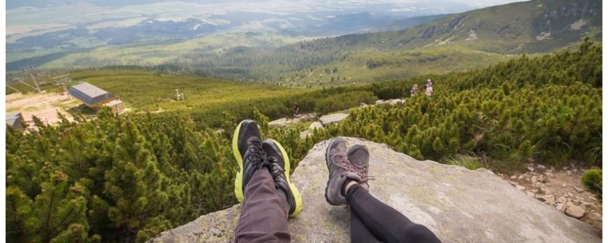 Comment protéger ses pieds en randonnée ?